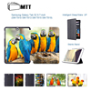 Colorful Parrot Painted Cover Folio Case Stand For Samsung Galaxy Tab S2 9 7 T810 T815