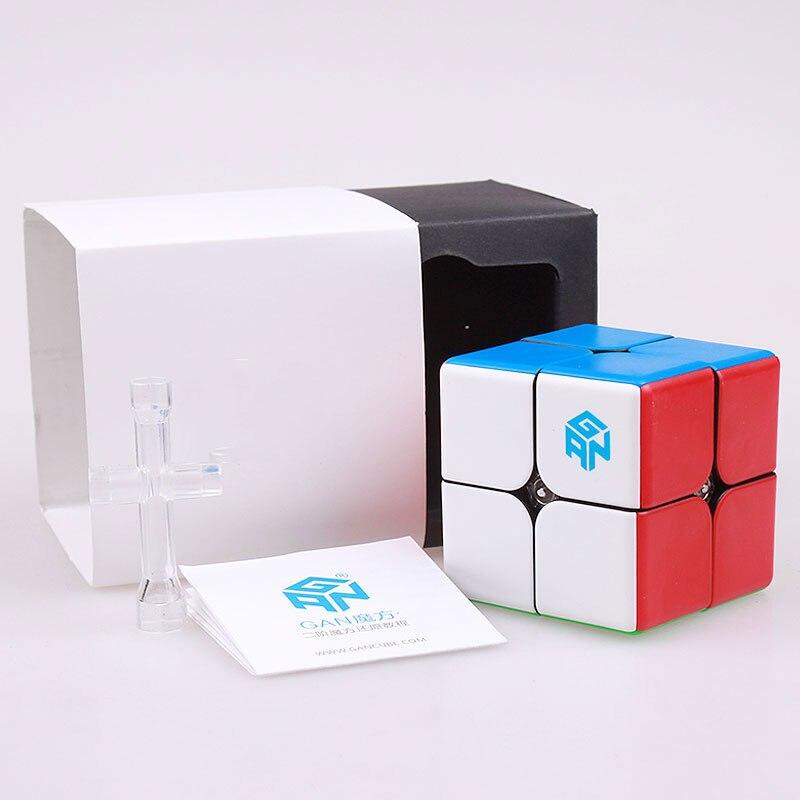 GAN249 V2 rompecabezas velocidad mágica cubo 2x2x2 profesional - Juegos y rompecabezas - foto 6