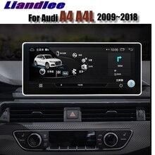 Liandlee Car Multimedia Player NAVI 10.25 Inch 2G RAM For Audi A4 A4L B9 8W 2016~2018 Carplay Original Car Radio GPS Navigation
