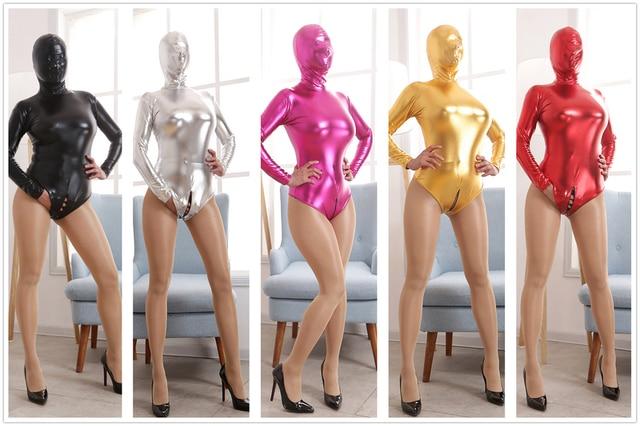 5 цвет Тела спандекс колготки, половина Тела Связывание сдержанность фетиш комбинезон, альтернативные игры Продукты Секса, секс-игрушки для семейных пар