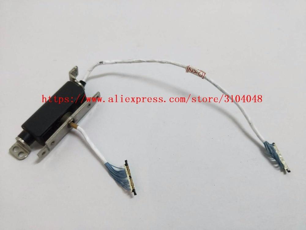 Pezzi di ricambio fotocamera Rebel T3i EOS Kiss X5 EOS 600D LCD display rotazione dello schermo flex cavo cuscinetto/albero cavo per Canon