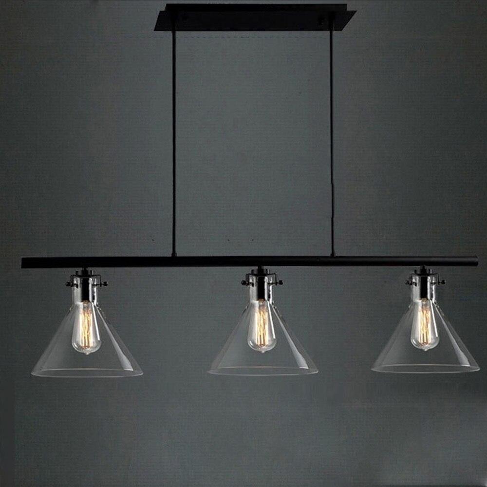 Vintage Classical American Country Style Pendant Light Loft Ceiling Lamp Decoration 3 Heads E27 Edison Bulbs Bar/Cafe Lighting чехол флип кейс для смартфона explay flame hot кожа черный