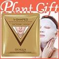 10 шт. * 40 г лист маска для лица уход за кожей лица чин V форма мачта коллагеновые маски для лица косметический укрепляющий отбеливание красота маска для лица