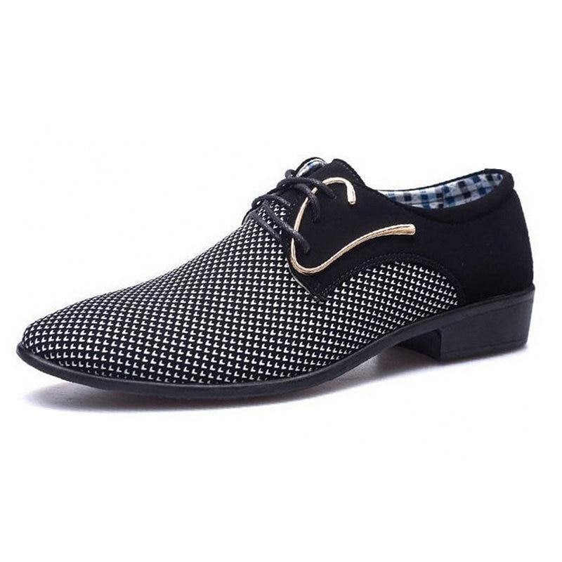 CPI 2018 spring designer Business dress shoes patchwork cb02a15e2cb8
