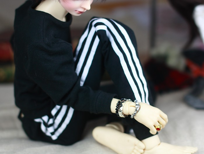 1/3 1/4  1/6 BJD SD Doll  clothes SportS  Performance 1 1 9l