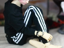 1/3 1/4  1/6 BJD SD Doll  clothes SportS  Performance