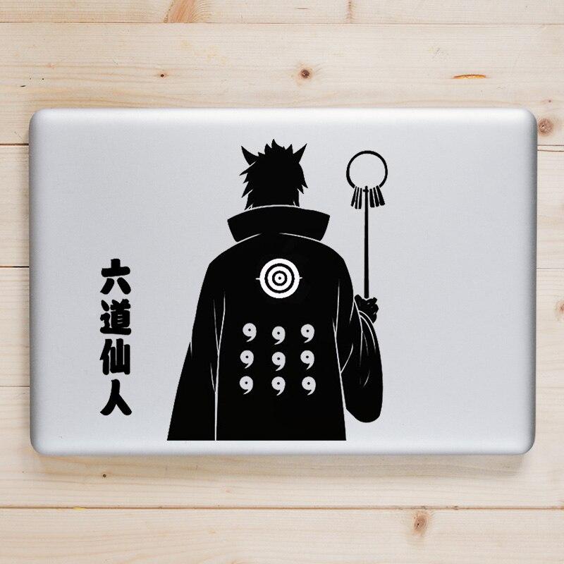 Ootutuki Hagoromo Naruto Laptop Decal for font b Apple b font font b Macbook b font