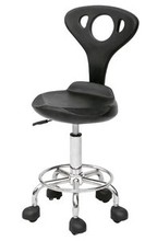 Barber stool beauty salon technician stool. Master chair master chair. The experimental bench. Stool. Swivel chair pulley stool
