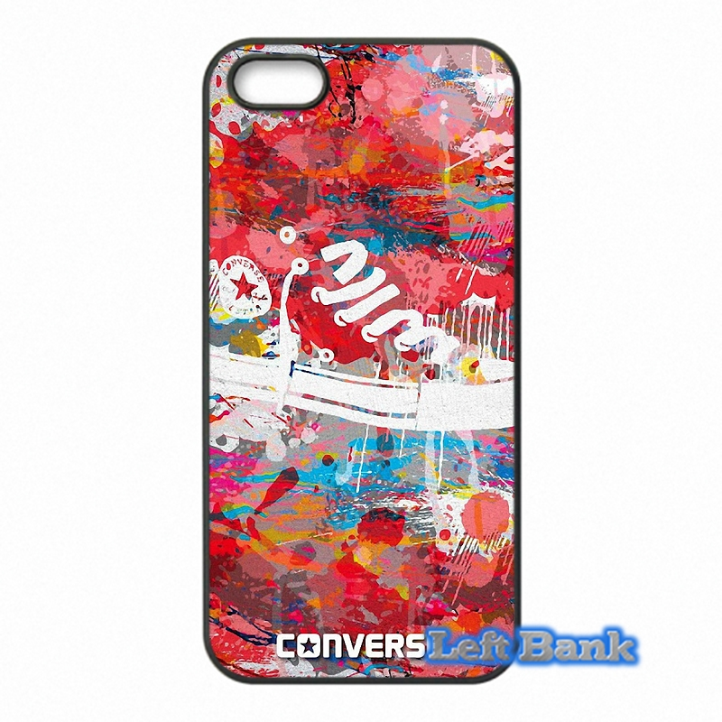 converse Logo Phone Cases Cover For Samsung Galaxy Note 2 3 4 5 7 S S2 S3 S4 S5 MINI S6 S7 edge
