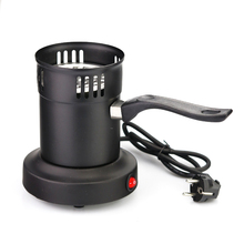 Black Color Electric Hot Charcoal Plate Heater accessories hookah Shish