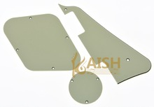 Aged White LP Pickguard & Back Plate Switch Cavity Covers Fits for Epiphone Les Paul