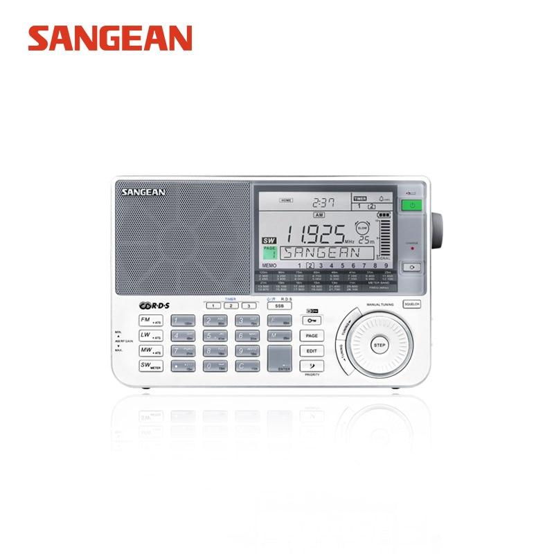 SANGEAN ATS-909X Профессиональный FM LW SW группа радиоприемник БЕСПЛАТНАЯ ДОСТАВКА