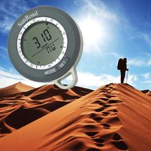 Best price Digital LCD Outdoor Compass GPS Outdoor Electronic Waterproof Barometer Altimeter Thermometer Multi Meter Hiking Survival Tool