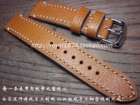 2018 New Products Italy Genuine Leather Belt Oily Belt Applicable branded watch Watchband Bracelet 20MM Strap Men's girl Straps
