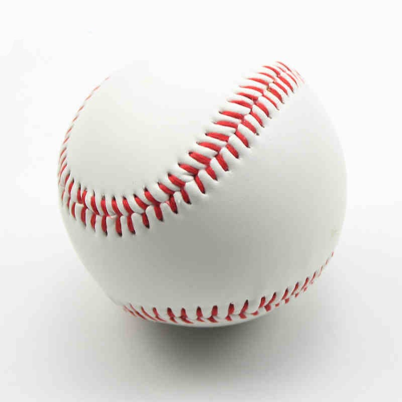 High Quality Softball Ball Training Exercise Baseball Balls  Handmade Baseballs PU Baseball Balls Male Tennis