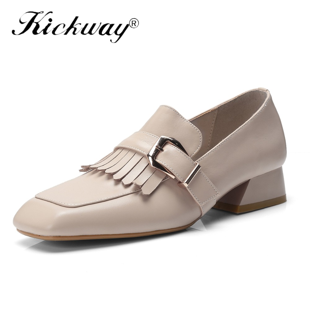 Véritable cuir chaussures Oxford femmes mode femmes chaussures mocassins décontracté mocassins dames chaussures sapatilhas zapatos mujer taille 34-39