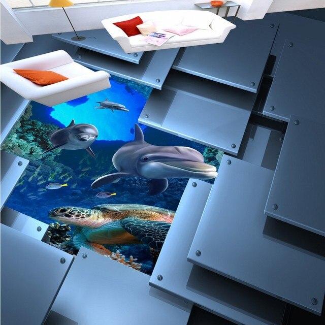aliexpress : freies verschiffen 3d stereo persönlichkeit meer, Schalfzimmer deko