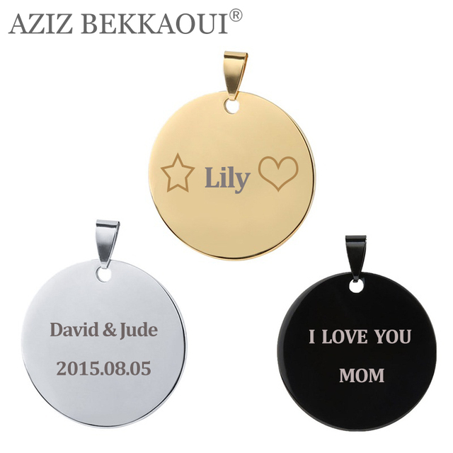 custom for and kids boy made girl name buy husband babies gold kid wife pendants pendant