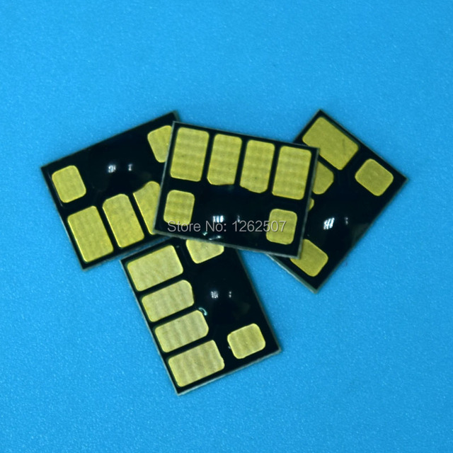 ARC Auto Reset Chips 10 11 82 For HP Designjet 70 100 110plus 111 500 500ps 800 800ps 820mfp 815mfp 10PS 20PS 50PS Plotters Ciss