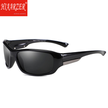 Men's Sports Polarized Sunglasses Outdoor Luxury Brand Male Goggles UV400 Sun Glasses High Quality Driving Eyewear With Package aluminum luxury brand polarized sunglasses men sports sun glasses driving mirror high quality eyewear male accessories with box