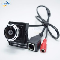 HQCAM Full HD 1080P 180 Degree Mini IP Camera Monitor Ip Camera Mini P2P Plug Play