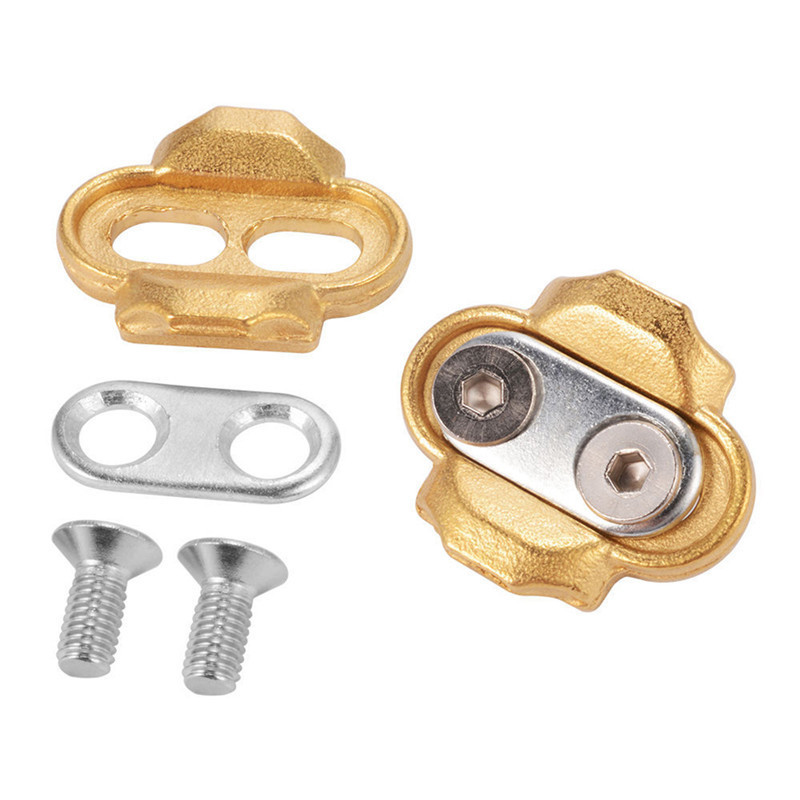 Bicycle Bike Pedal Cleats Set for Crank Brothers Eggbeater Smarty Acid Mallet Pedal Bolt цена