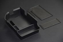 Автомобиль Центральной Консоли Подлокотник ящик для хранения подлокотник Контейнер Организатор лоток для Toyota Camry 2017-18 РЖС интерьер аксессуары
