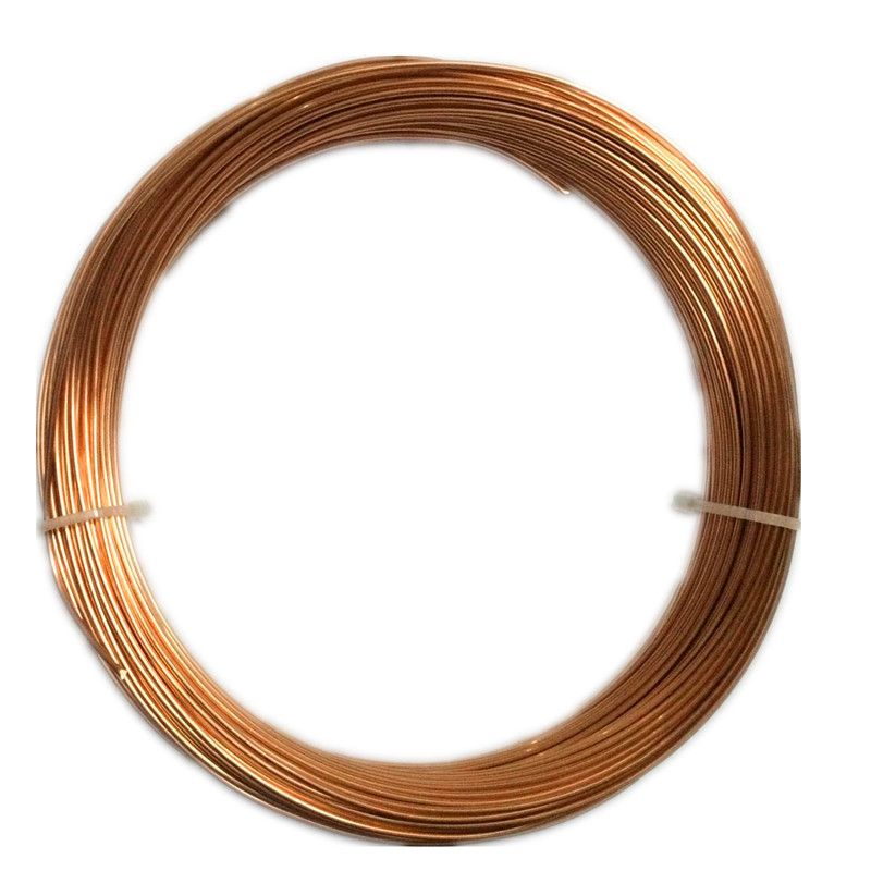 3.0*0.5mm Copper Pipe Tube Capillary Tube Fridge And Air Conditioning For Refrigeration