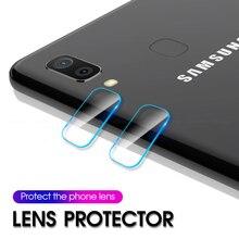 Back Camera Lens Protective Film for Samsung Galaxy A40 A50 A60 A70 A30 A20 A10 A9 A7 2018 S10 Plus S10e J4 J6 Plus 2018 J7 J8