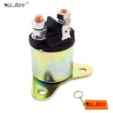 Solenoide de relé de arranque del generador de gasolina de Gas XLJOY 5kw 5.5kw 6kw 6.5kw para Briggs y Stratton 799481