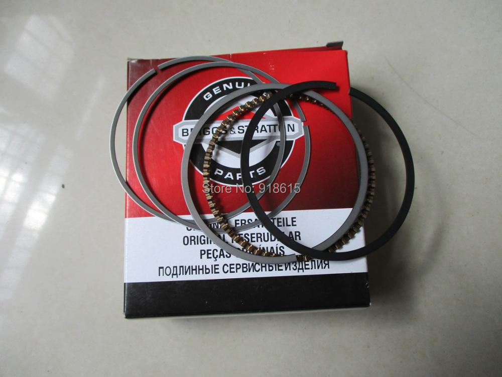 18HP PISTON RINGS FOR 356447 BRIGGS AND STRATTON GASOLINE ENGINE PARTS GENERATOR PARTS PART# 843953 31hp 543477 briggs and stratton regulator gas engine parts