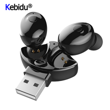 XG17 Auricolari Bluetooth V5.0 TWS Impermeabile Cuffie Bluetooth Handsfree di Sport Universale Auricolari Gaming Headset