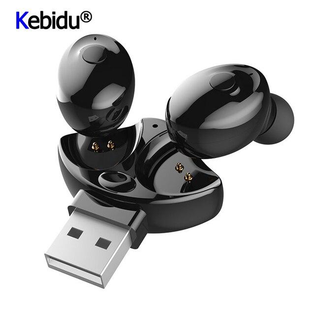 XG17 Bluetooth kulaklık V5.0 TWS su geçirmez Bluetooth kulaklıklar Handsfree spor evrensel kulaklık oyun kulaklığı