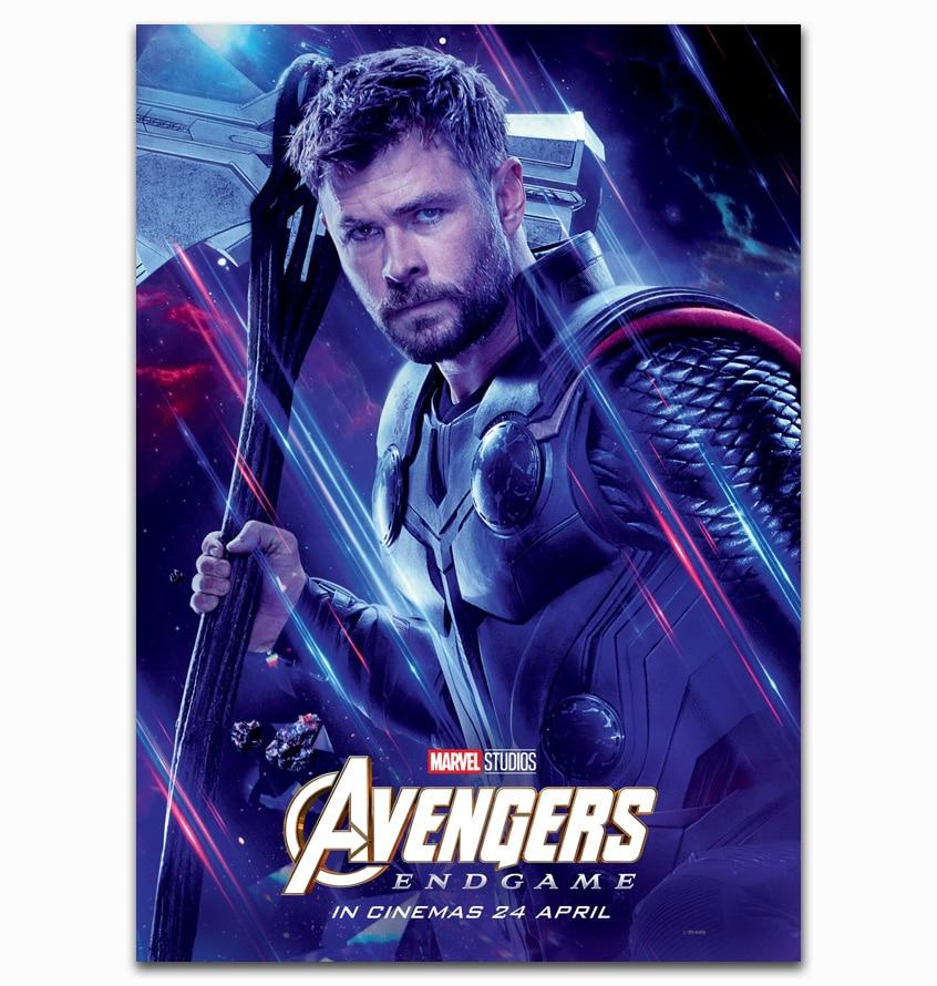 MQ3914 Avengers EndGame Marvel 2019 Movie Thor Character