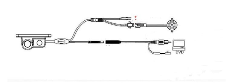 Accfly 2 in 1 Car Parking սենսոր Ռադարային - Ավտոմեքենաների էլեկտրոնիկա - Լուսանկար 4