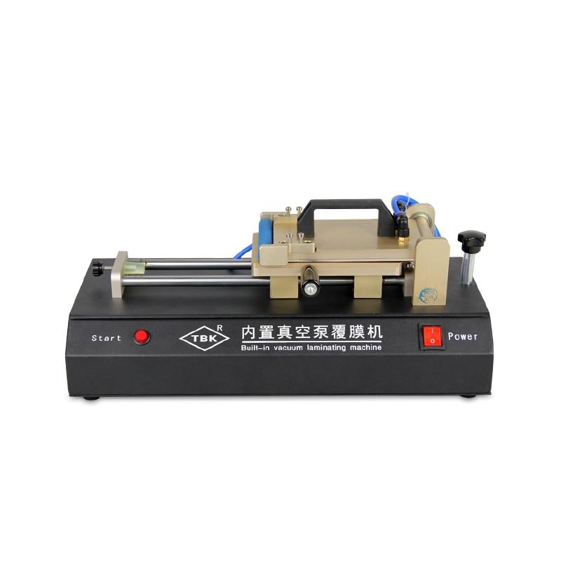 TBK-761 Multi-purpose Vacuum Laminating Machine With Built-in Vacuum Pump 2