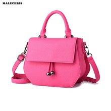 2017 women's Handbags Women Shoulder & Crossbody Bags Lady Lychee Pattern Fashion Multifunction Wallet   PU Female Package