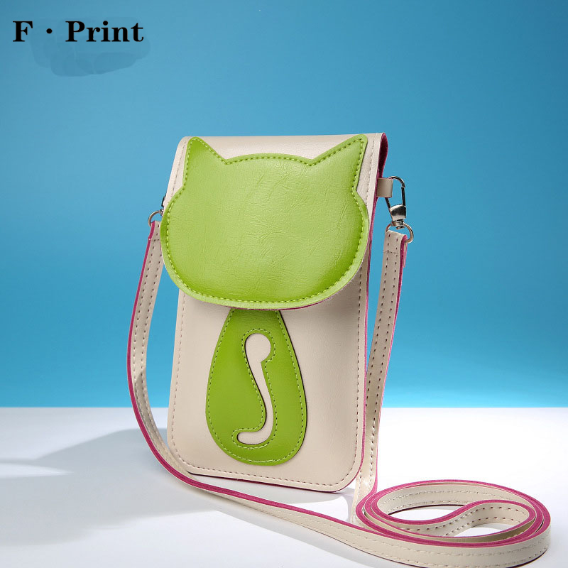 19*12 cm sacolas de telefone Bag Shape : Cartoon Animal