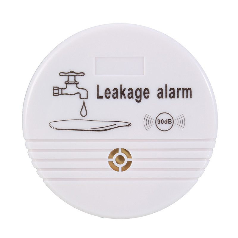 ABS Wireless Water Leak Detector Water Sensor Alarm Leak Alarm Home Security(China)