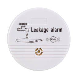 ABS беспроводной воды детектор утечки воды сенсор сигнализации утечки дома охранной сигнализации