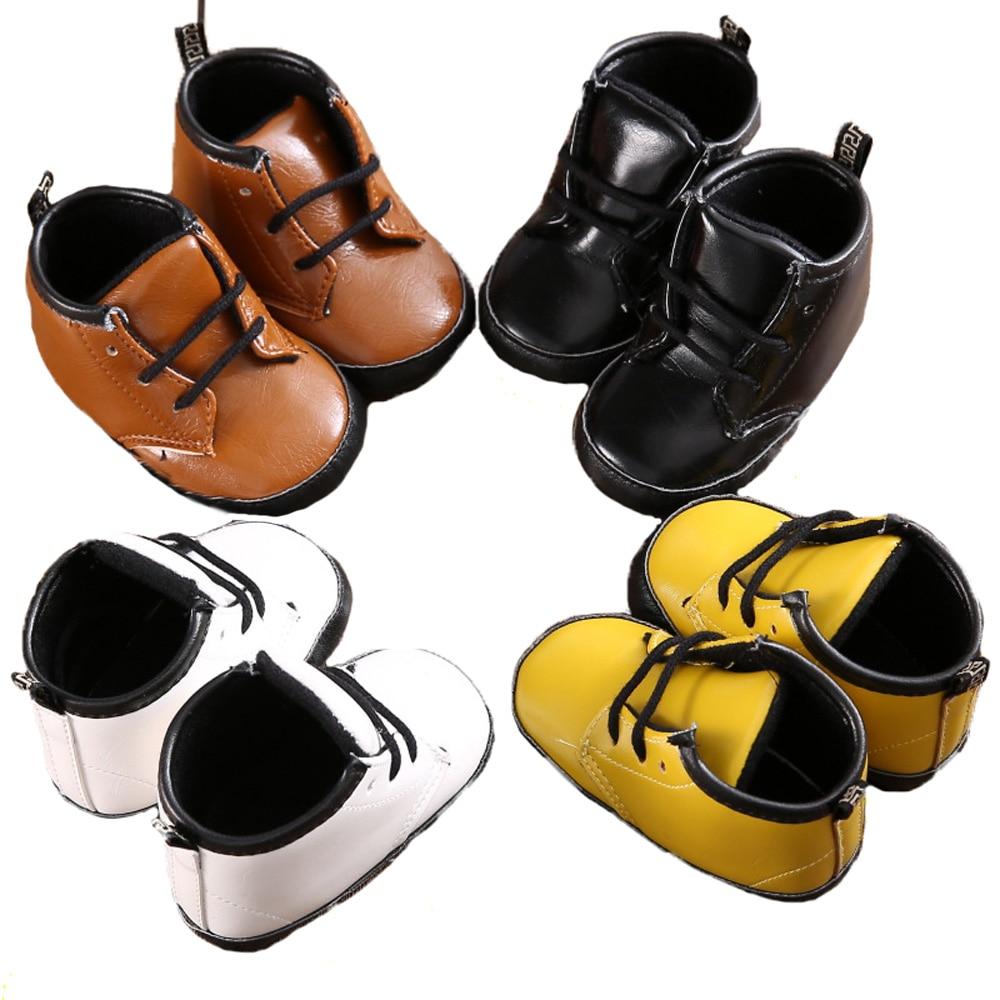 Lembut Bawah Anak Laki Dan Perempuan Yang Berat Itu Pantai Sepatu Sandal 1604 306 Brown Size 26 31 Bayi Moccasins Kulit Merek Martin Balita 0 Untuk 1
