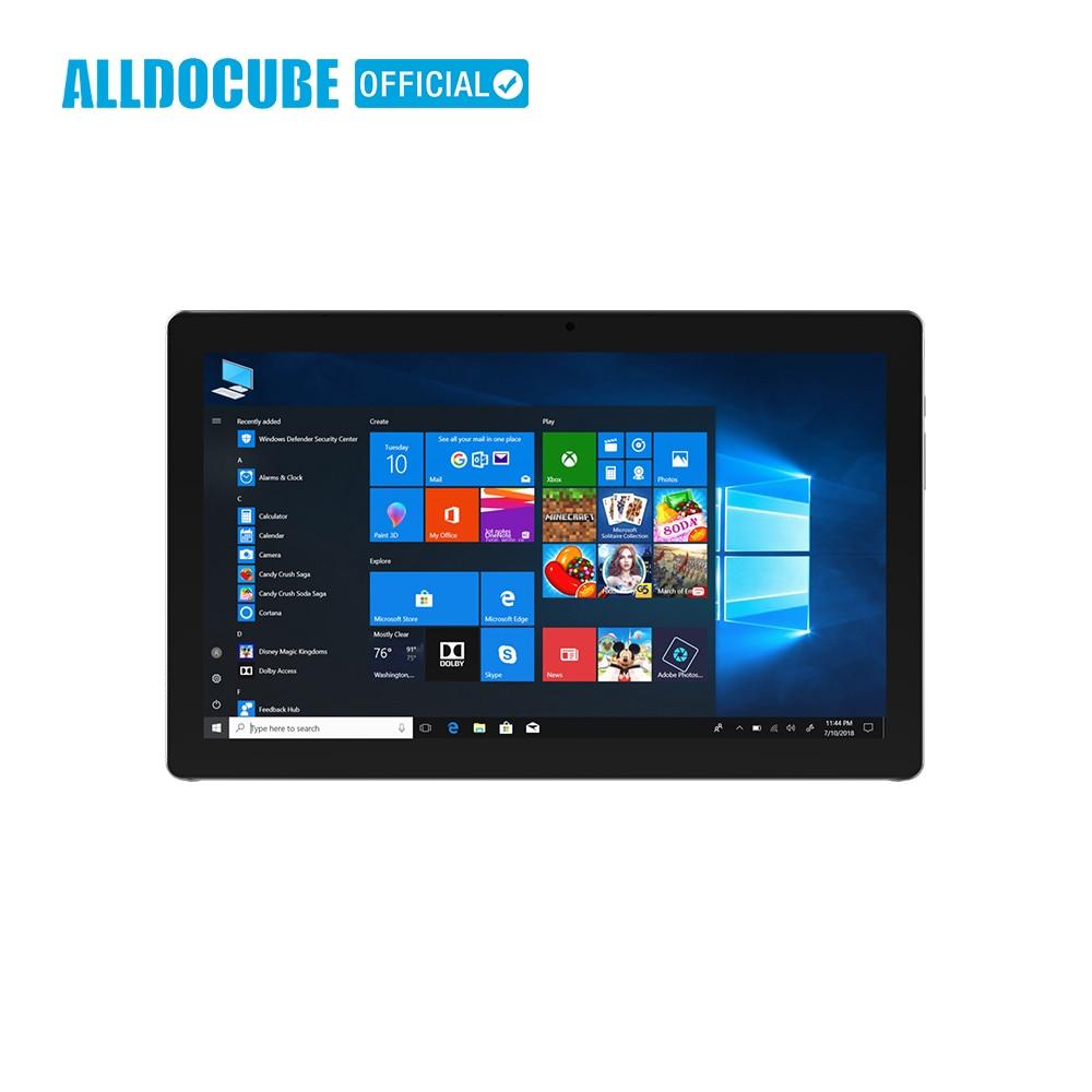 ALLDOCUBE KNote5 windows10 Tablet PC 11.6 pollice FHD 1920*1080 IPS Intel Gemini Lago N4000 Dual Core 4 gb di RAM 128 gb di ROM Dual WiFi