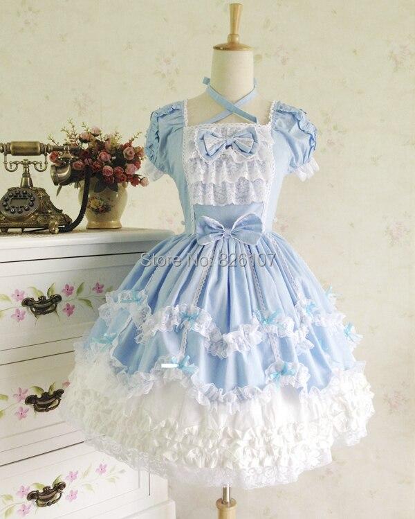 Anime Lace Dresses