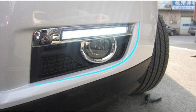 Livraison gratuite, pour Cadillac SRX pièce de voiture lumière LED/lampe à LED feu de brouillard feux de jour feux de circulation diurne LED, LED feu de brouillard