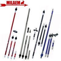 1Set Archery Bow Stabilizer Balance Bar Stabilizer Carbon Stabilizer Damper Recurve Bow Stabilizer Hunting Shooting Accessories