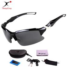 BANGLONG Sports Sunglasses Cycling Glasses Bike Goggles Pola