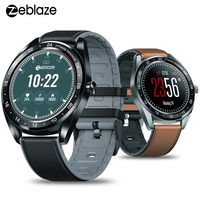 2019 Original Zeblaze NEO IP67 Waterproof 1.3 IPS Color touch display Heart Rate Monitor All day Tracking Sports Smartwatch neo