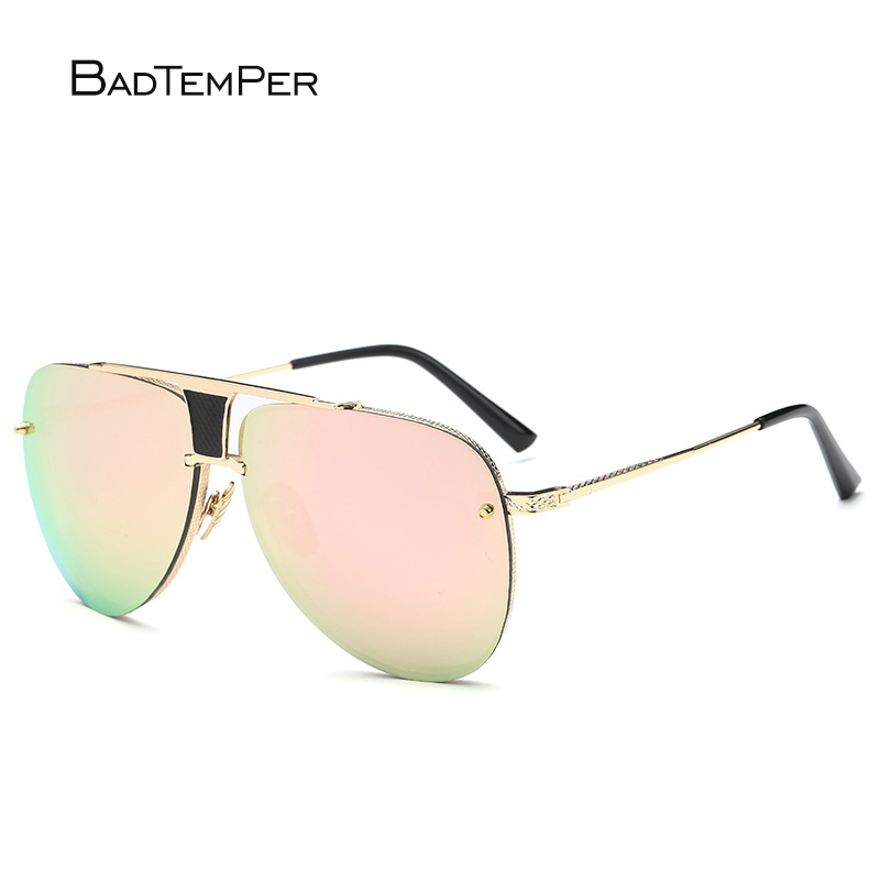 High-Quality Square Luxury Gradient Lens Sunglasses Men Women Brand Designer Sun Glasses Retro Eyewear Oculos De Sol Masculino