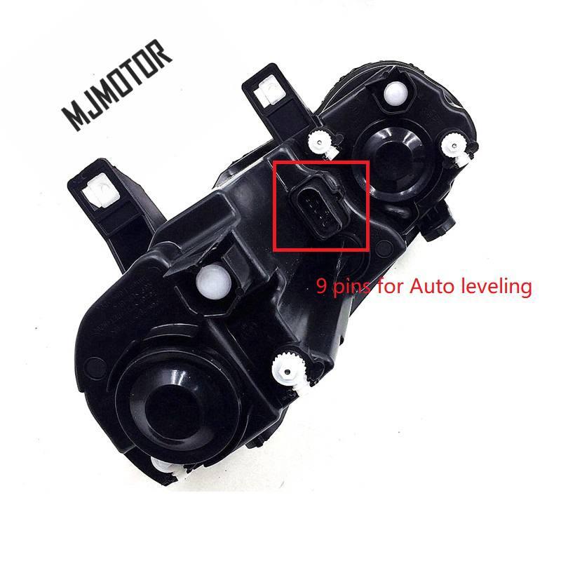 Phare avant lampe assy. Nivellement automatique pour les pièces de moteur de voiture automatique SAIC ROEWE 550 2012 MG 10010876 - 6