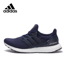 Original New Arrival Official Adidas Ultra Boost Men's Running Shoes Sneakers(China)